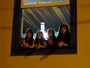 oi de casa - música das janelas
